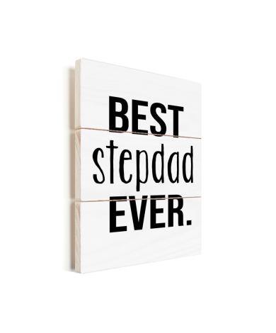 Vaderdag - Best stepdad ever Vurenhout
