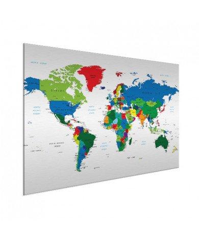 Alle landen aluminium