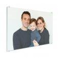 Foto op glas gezin