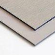 Foto op aluminium detail