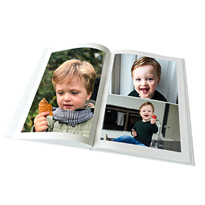 Fotoboek staand prijzen